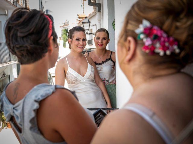 La boda de Antonio y Mª José en Alozaina, Málaga 12