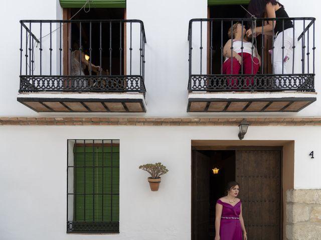 La boda de Antonio y Mª José en Alozaina, Málaga 13