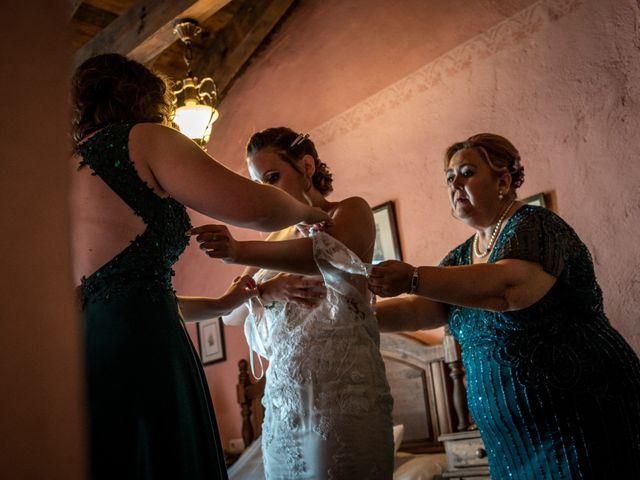 La boda de Antonio y Mª José en Alozaina, Málaga 18