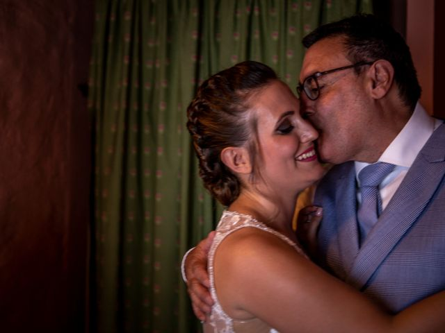 La boda de Antonio y Mª José en Alozaina, Málaga 21