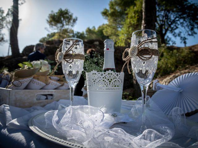 La boda de Antonio y Mª José en Alozaina, Málaga 25