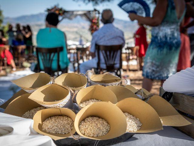 La boda de Antonio y Mª José en Alozaina, Málaga 26