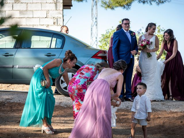 La boda de Antonio y Mª José en Alozaina, Málaga 27