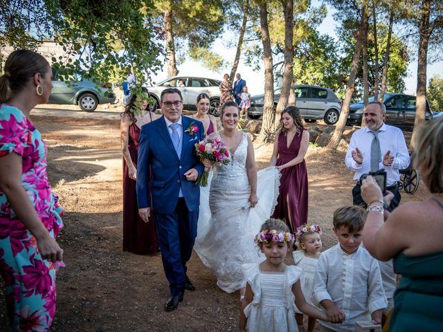 La boda de Antonio y Mª José en Alozaina, Málaga 28