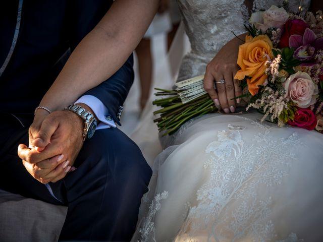La boda de Antonio y Mª José en Alozaina, Málaga 31