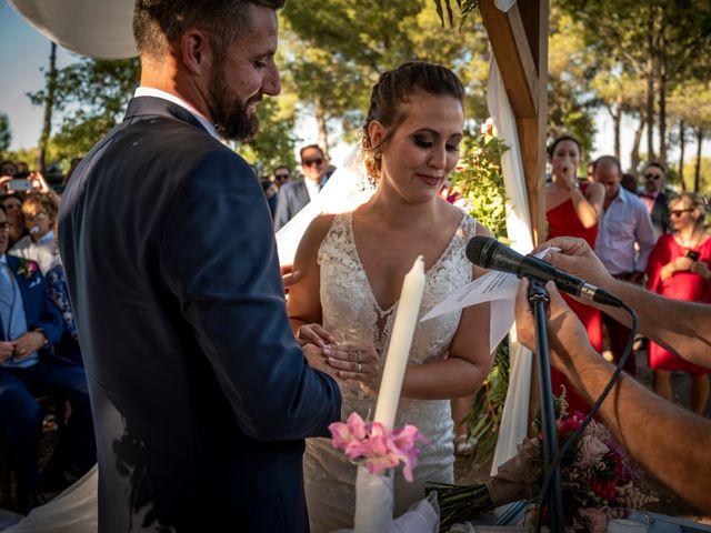 La boda de Antonio y Mª José en Alozaina, Málaga 33