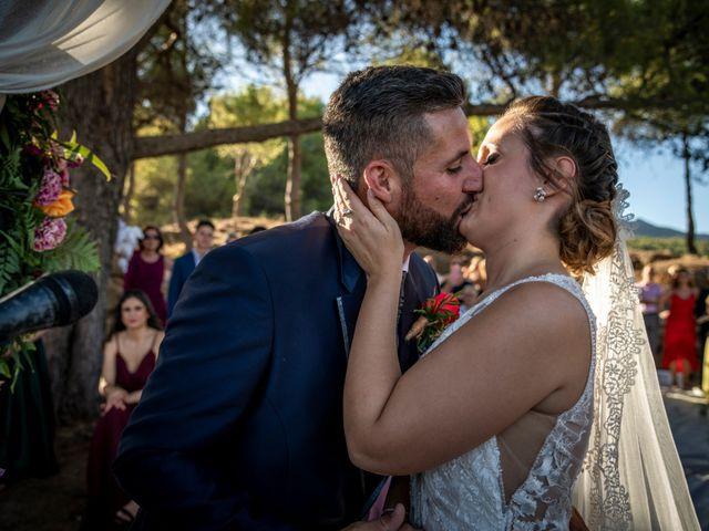 La boda de Antonio y Mª José en Alozaina, Málaga 35