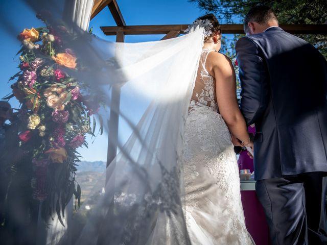 La boda de Antonio y Mª José en Alozaina, Málaga 36