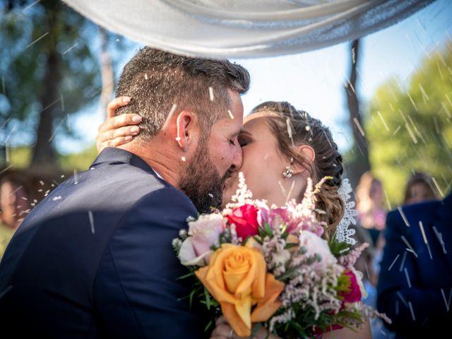 La boda de Antonio y Mª José en Alozaina, Málaga 38