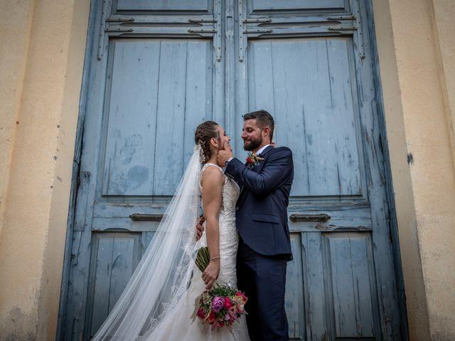La boda de Antonio y Mª José en Alozaina, Málaga 41