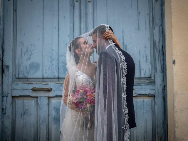 La boda de Antonio y Mª José en Alozaina, Málaga 43