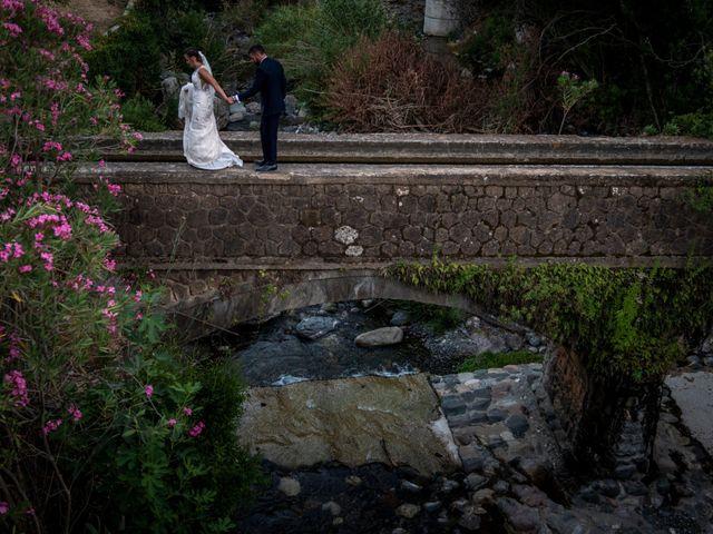 La boda de Antonio y Mª José en Alozaina, Málaga 44