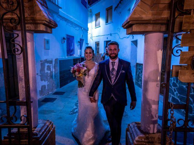 La boda de Antonio y Mª José en Alozaina, Málaga 45