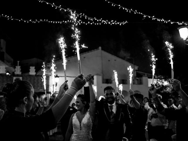 La boda de Antonio y Mª José en Alozaina, Málaga 47