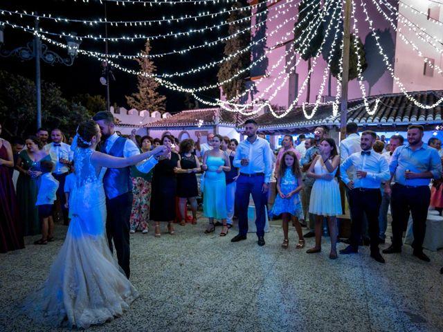 La boda de Antonio y Mª José en Alozaina, Málaga 54