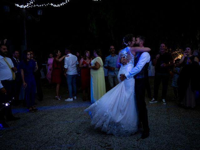 La boda de Antonio y Mª José en Alozaina, Málaga 56