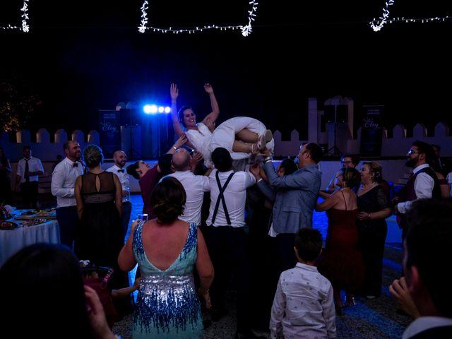 La boda de Antonio y Mª José en Alozaina, Málaga 57