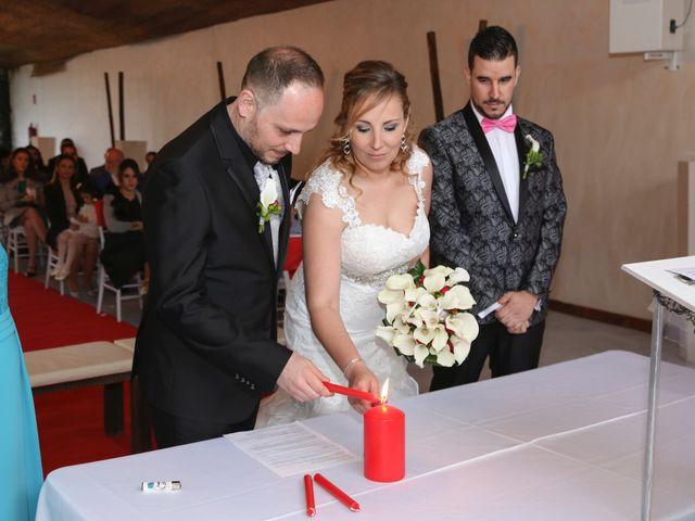La boda de David y Laura en Aranjuez, Madrid 7
