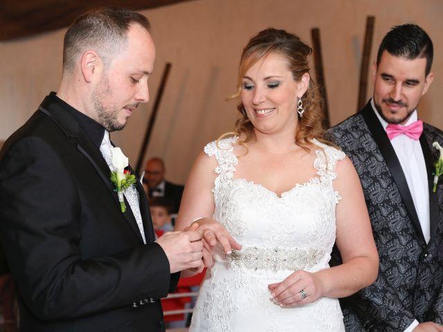 La boda de David y Laura en Aranjuez, Madrid 8