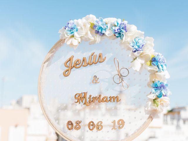 La boda de Jesus y Miriam en San Fernando, Cádiz 2