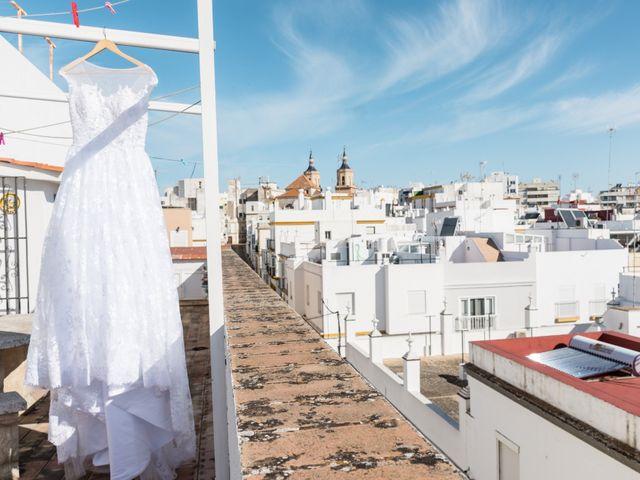 La boda de Jesus y Miriam en San Fernando, Cádiz 3