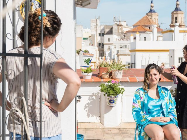 La boda de Jesus y Miriam en San Fernando, Cádiz 4