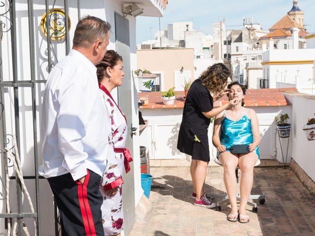 La boda de Jesus y Miriam en San Fernando, Cádiz 5