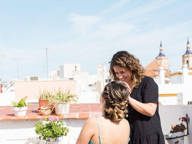 La boda de Jesus y Miriam en San Fernando, Cádiz 6