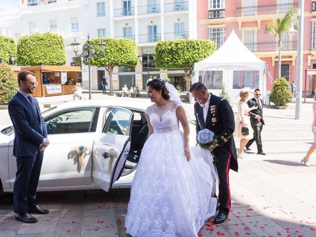 La boda de Jesus y Miriam en San Fernando, Cádiz 18