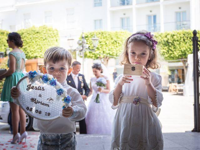 La boda de Jesus y Miriam en San Fernando, Cádiz 19