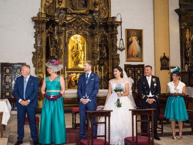 La boda de Jesus y Miriam en San Fernando, Cádiz 20