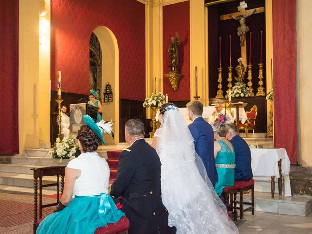 La boda de Jesus y Miriam en San Fernando, Cádiz 21