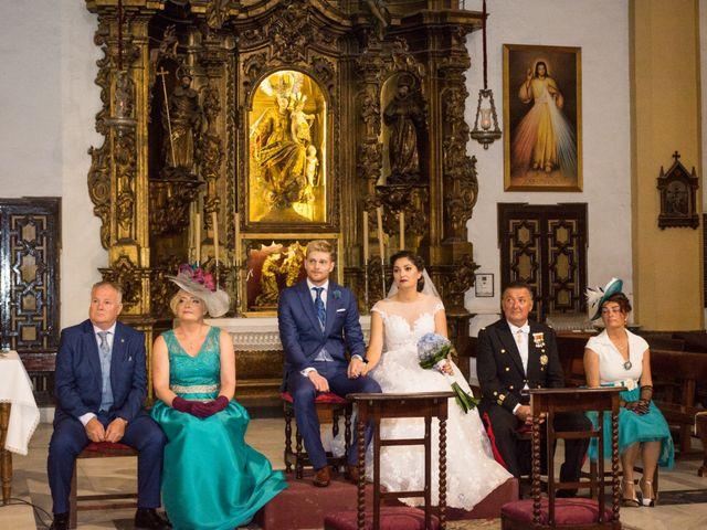 La boda de Jesus y Miriam en San Fernando, Cádiz 22