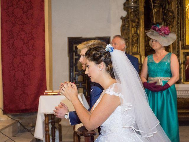 La boda de Jesus y Miriam en San Fernando, Cádiz 23