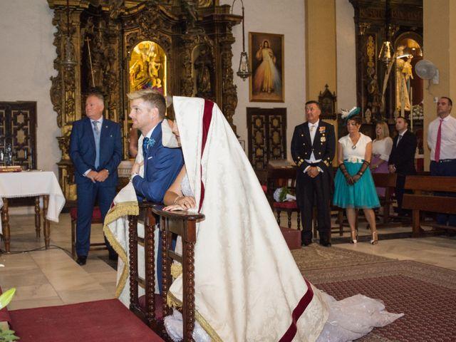 La boda de Jesus y Miriam en San Fernando, Cádiz 25