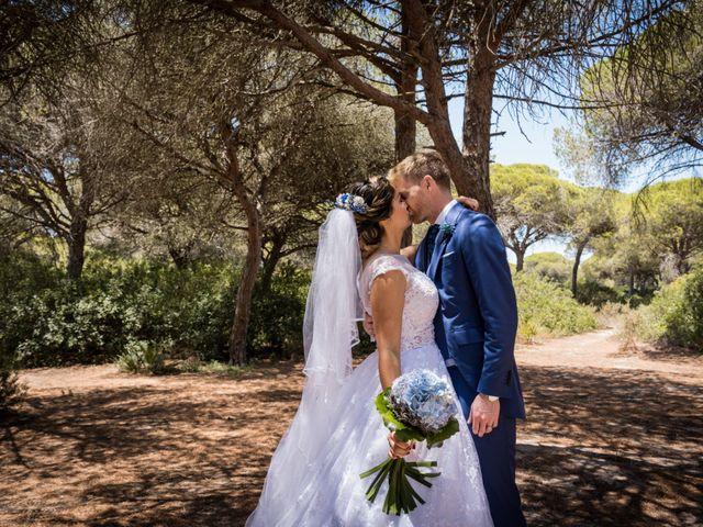La boda de Jesus y Miriam en San Fernando, Cádiz 33