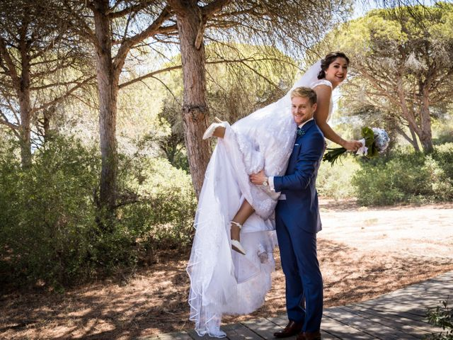 La boda de Jesus y Miriam en San Fernando, Cádiz 34