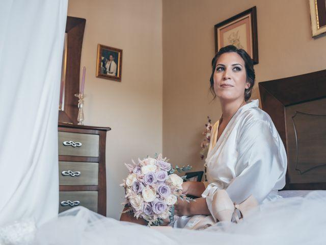 La boda de Hugo y Maru en Granada, Granada 12