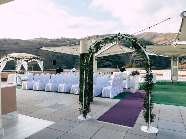 La boda de Hugo y Maru en Granada, Granada 21