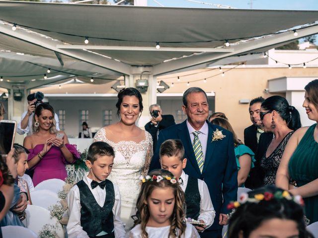 La boda de Hugo y Maru en Granada, Granada 22