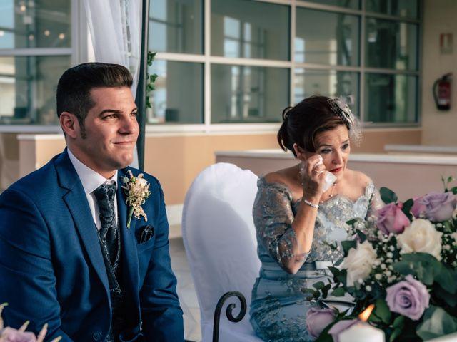 La boda de Hugo y Maru en Granada, Granada 27