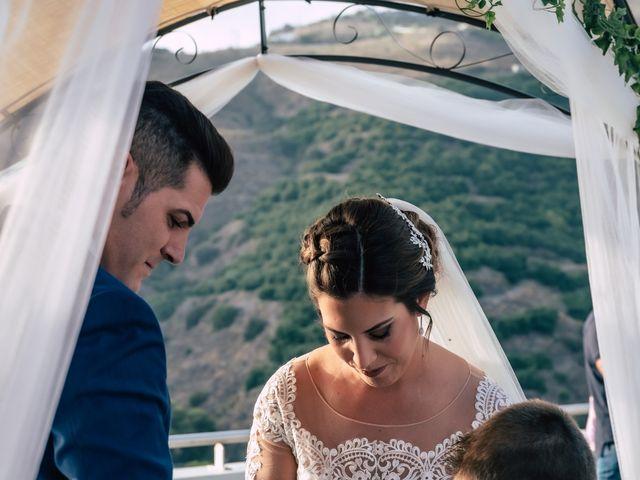 La boda de Hugo y Maru en Granada, Granada 28