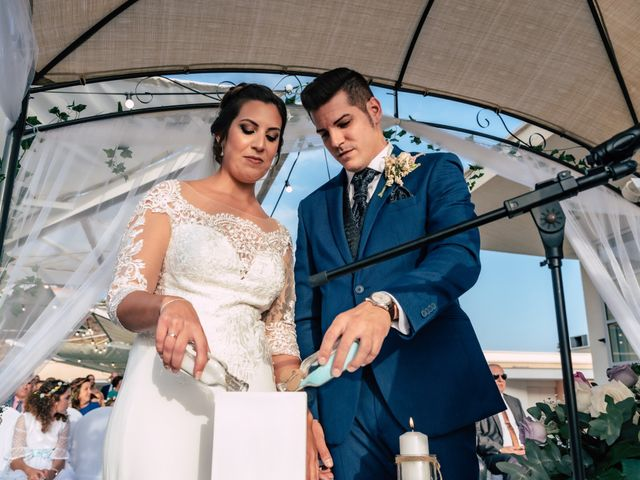 La boda de Hugo y Maru en Granada, Granada 32