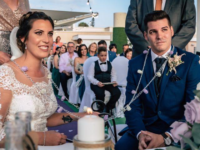 La boda de Hugo y Maru en Granada, Granada 33