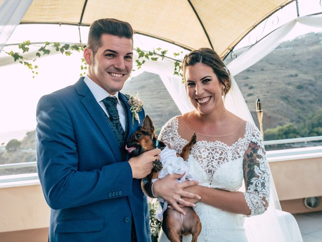 La boda de Hugo y Maru en Granada, Granada 34