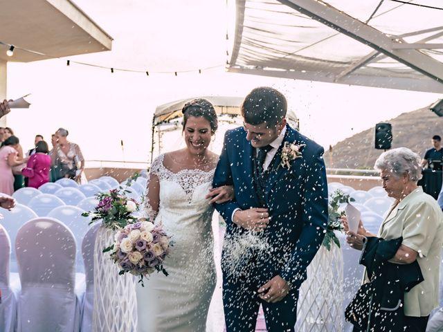 La boda de Hugo y Maru en Granada, Granada 37