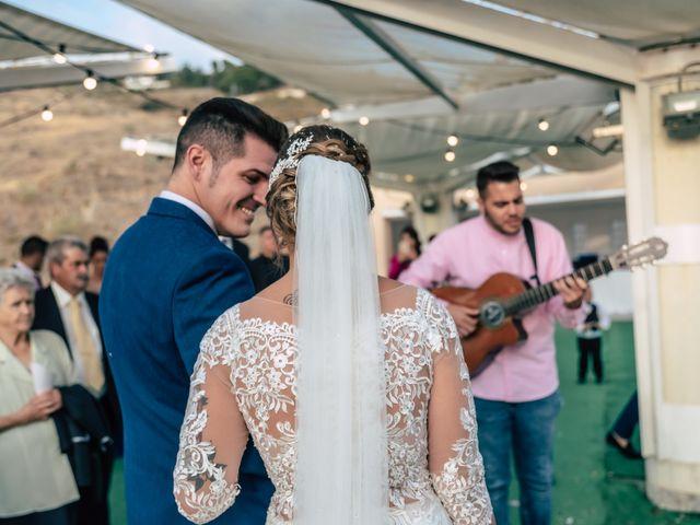 La boda de Hugo y Maru en Granada, Granada 38