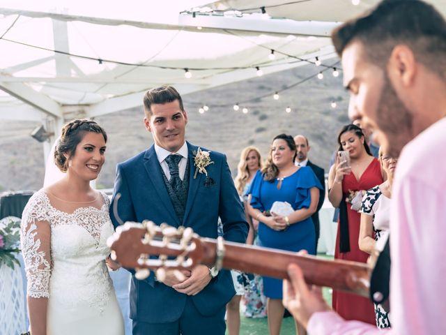 La boda de Hugo y Maru en Granada, Granada 39