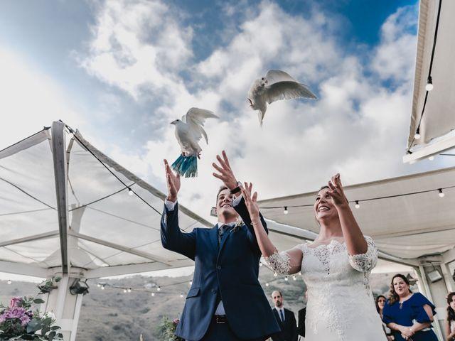 La boda de Maru y Hugo