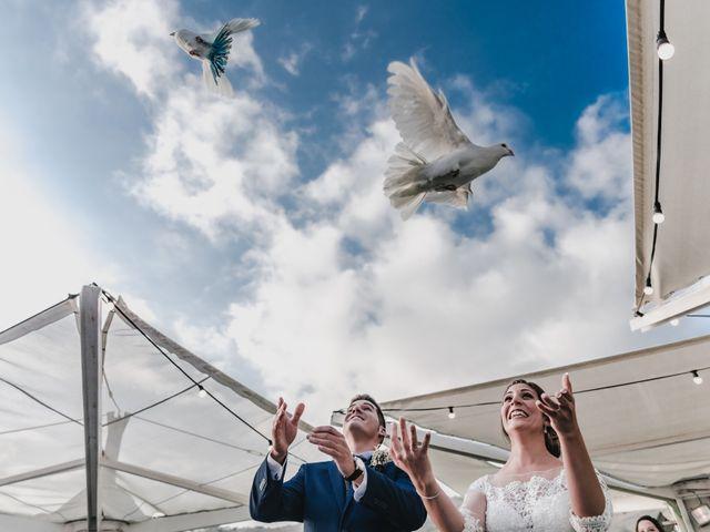 La boda de Hugo y Maru en Granada, Granada 41